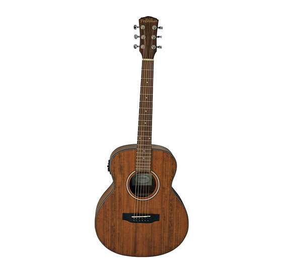 FAJNRWALEQ Small Body/Travel Solid Top Electro-Acoustic
