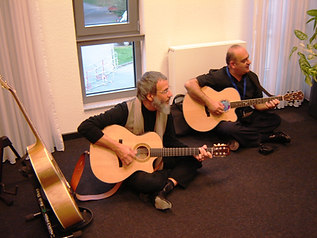John Themis & Yusuf (Cat Stevens)