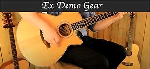 Freshman Guitars Ex Demo Gear