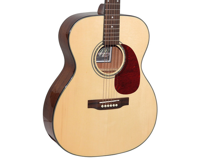 Sale - FA1FNPRE Folk Body Solid Top Natural Acoustic