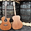 Thumbnail: FALTDWALO Folk Body All Walnut Acoustic