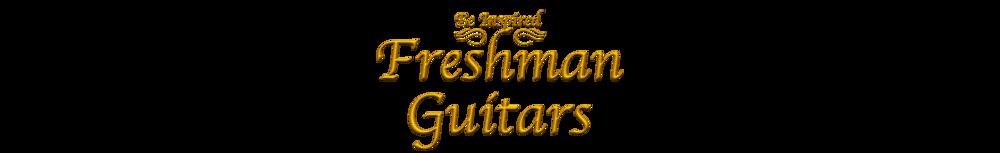 Freshman Guitars Logo