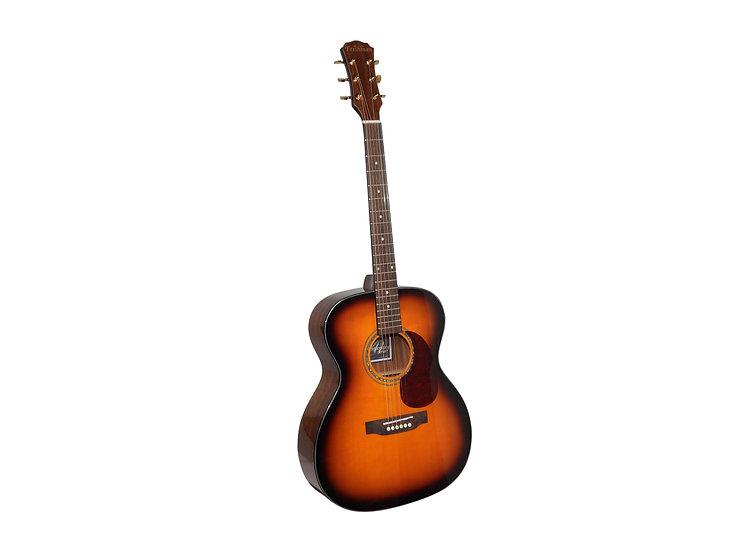 FA1FTSBPRE Folk Body Solid Top Sunburst Acoustic