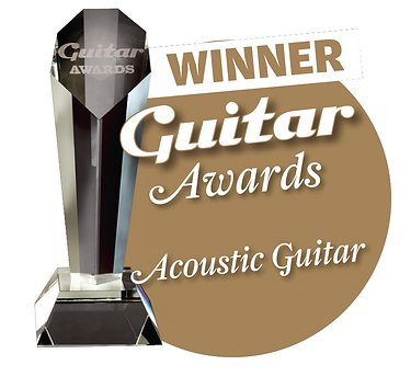 Freshman Guitars & Ukuleles Acoustic Guitar award