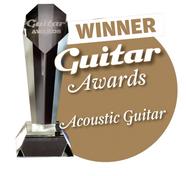 Freshman Guitars & Ukuleles Acoustic Guitar award