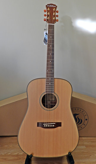 Sale -  (1) Freshman FA250D All Solid Dreadnought