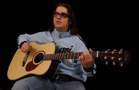 Freshman Guitars JJ Gilmour