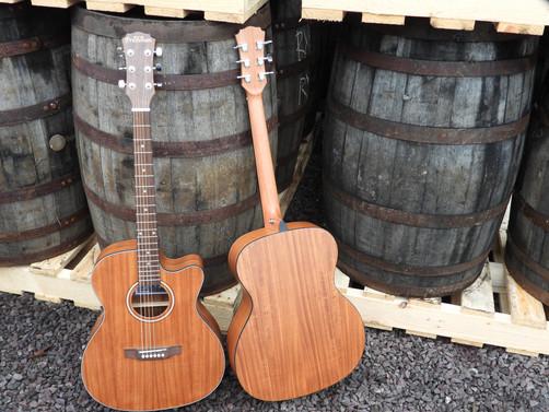 Freshman Guitars Walnut Series