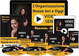 Maria Squeo - Video Serie - L'organizzazione Nozze oggi e ieri