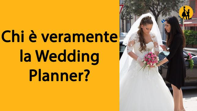 Chi è la Wedding Planner?