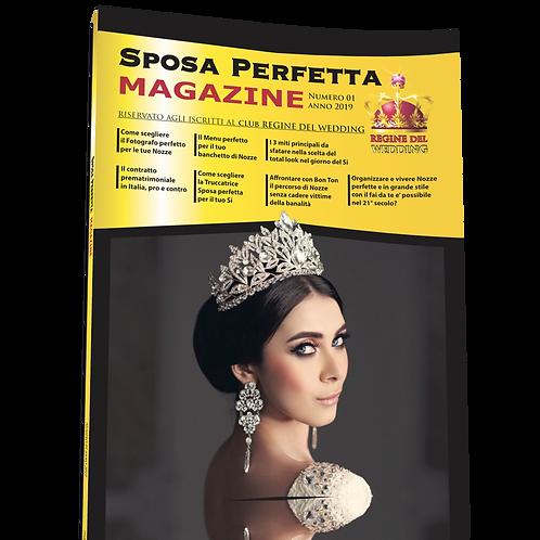 Magazine Sposa Perfetta anno 2021