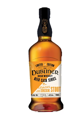 Dubliner Beer Cask Series Irish Stout - דבלינר אוהרה אייריש סטאוט