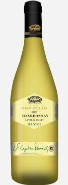 Don Julio Chardonnay - דון חוליו שרדונה