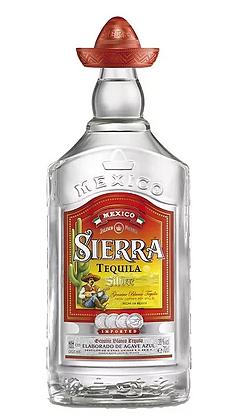 Sierra Silver - טקילה סיירה סילבר