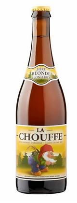 לה שופ בלונד 750 – La Chouffe Blonde