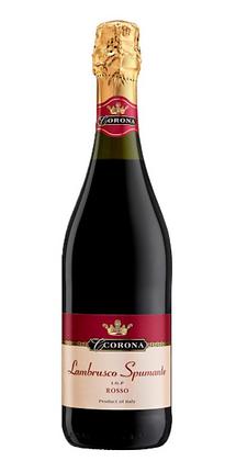 למברוסקו קורונה אדום Lambrusco Corona Rosso