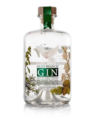 Yerushalmi Gin Olive Branch - ירושלמי ג'ין עלי זית