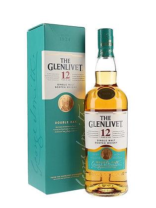 Glenlivet 12 Double Oak-  גלנליווט 12 דאבל אוק