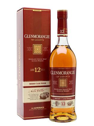 Glenmorangie 12 Lasanta - גלנמורנג'י 12 לסאנטה