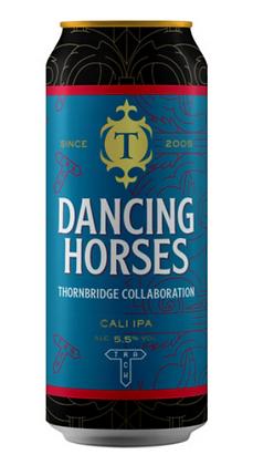 """ת'ורנברידג' דנסינג הורסס 440 מ""""ל – Thornbridge Dancing Horses"""