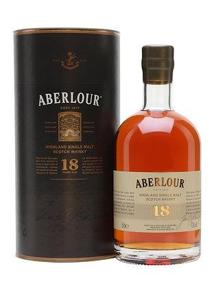 "Aberlour 18  50CL - אברלור 18 500מ""ל"