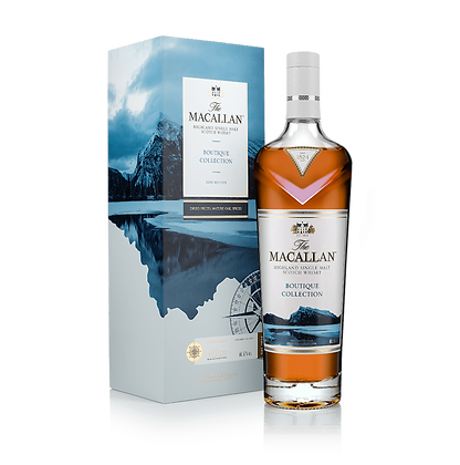 Macallan Boutique 2019- מקאלן בוטיק 2019