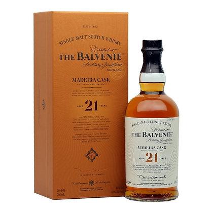 Balvenie 21 Madeira Cask  - בלוויני 21 מאדיירה קאסק