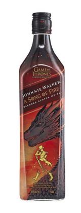 Johnnie Walker A Song of Fire - ג'וני ווקר סונג אוף פייר