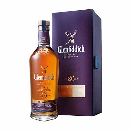Glenfiddich 26 - גלנפידיך 26