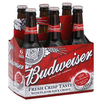 Budweiser  6 pack - באדווייזר שישיה