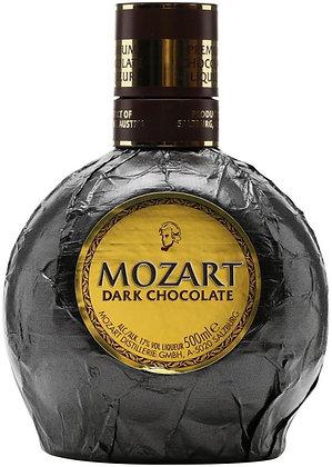 "Mozart Dark Chocolate - מוצארט ליקר שוקולד מריר 500 מ""ל"