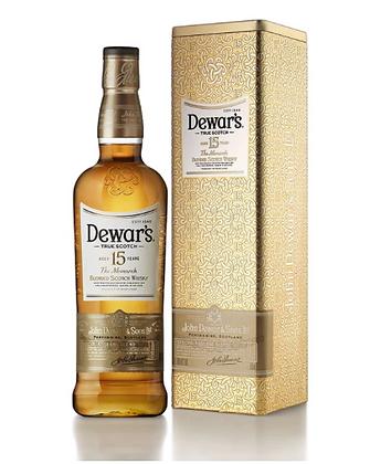 "Dewars 15 - דיוארס 15 שנה 700 מ""ל"