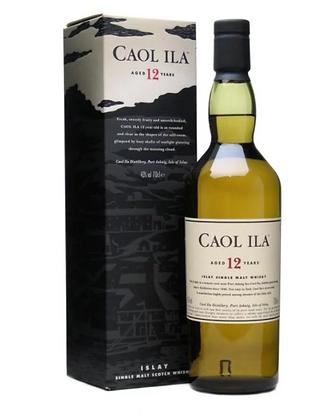 Caol Ila 12 - קאול אילה 12 שנה