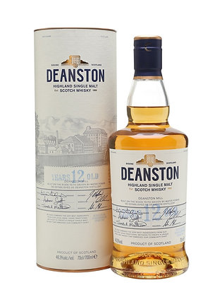 Deanston 12 - דינסטון 12