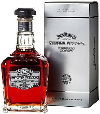 Jack Daniel's Silver Select - ג'ק דניאלס סילבר סלקט