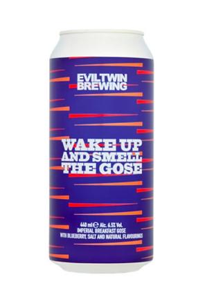 ברודוג ווייק אפ אנד סמל דה גוסה Brewdog Wake Up And Smell The Gose