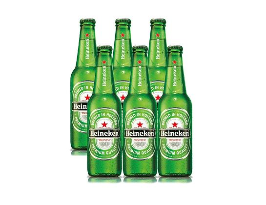 Heineken 6 pack - הייניקן שישיה