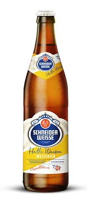 שניידר הלס וויס טאפ 1 Schneider Helle Weisse TAP