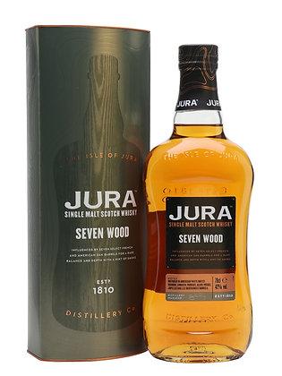 Jura Seven Wood- ג'ורה 7 סוגי חביות