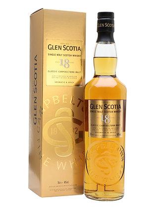 Glen Scotia 18 - גלן סקוטיה 18