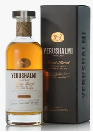 Yerushalmi Single Malt Peated - ירושלמי הר מוריה סינגל מאלט פיטד