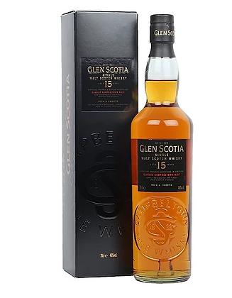 Glen Scotia 15 - גלן סקוטיה 15
