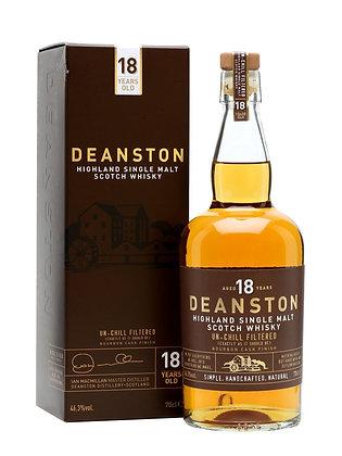 Deanston 18 - דינסטון 18