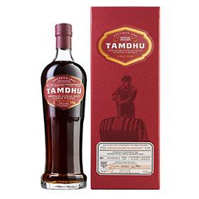 Tamdhu Single Cask 2018 Sherry- טאמדו סינגל קאסק חוזק חבית