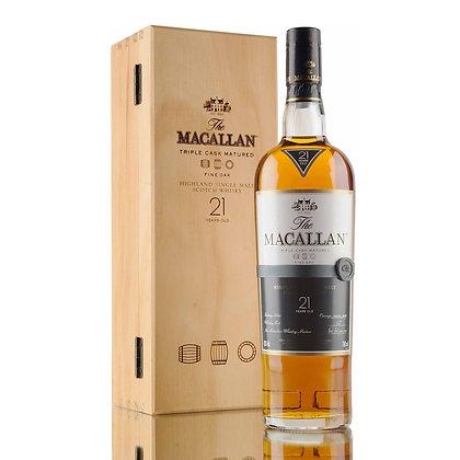 Macallan 21 Fine Oak- מקאלן 21 פיין אוק