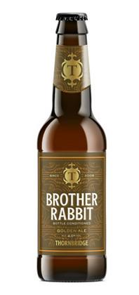 """ת'ורנברידג' בראדר ראביט 330 מ""""ל – Thornbridge Brother Rabbit"""