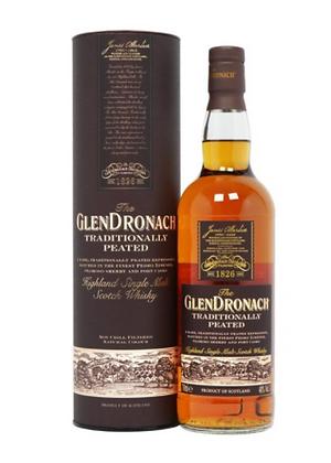 Glendronach Peated - גלנדרונך מעושן