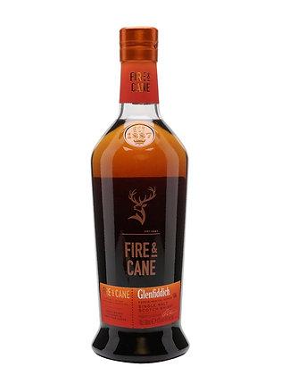 Glenfiddich Fire&Cane- גלנפידיך פייר קיין
