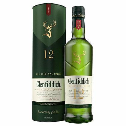 Glenfiddich 12 - גלנפידיך 12 ליטר