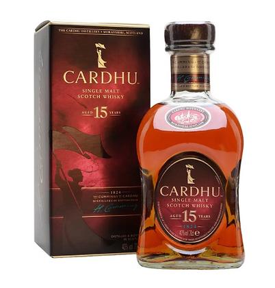 Cardhu 15 - קארדו 15 שנה